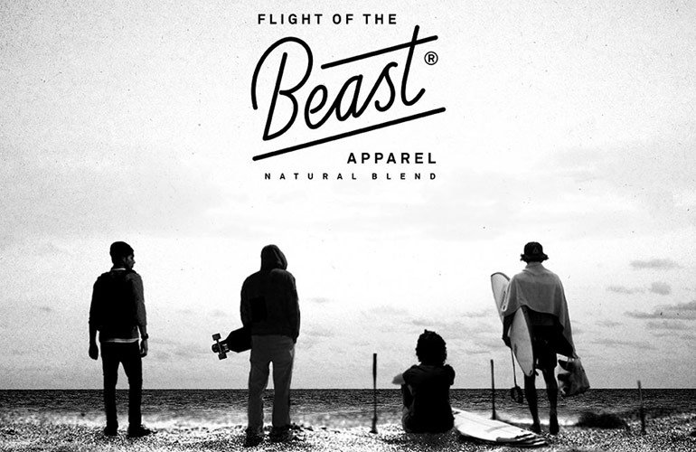flight of the beast
