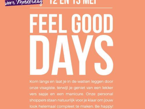 Feel good tijdens de Feel Good days!