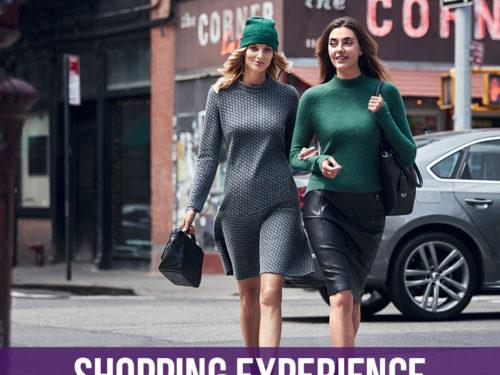 Shopping Experience bij Mijn Modewereld!